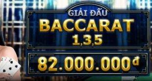 Giải đấu Baccarat