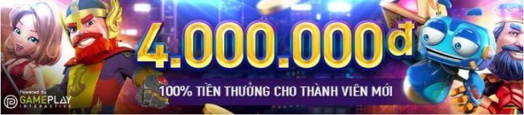 4 triệu đồng thưởng thành viên mới