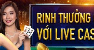 rinh thưởng cực thích tại Live Casino W88
