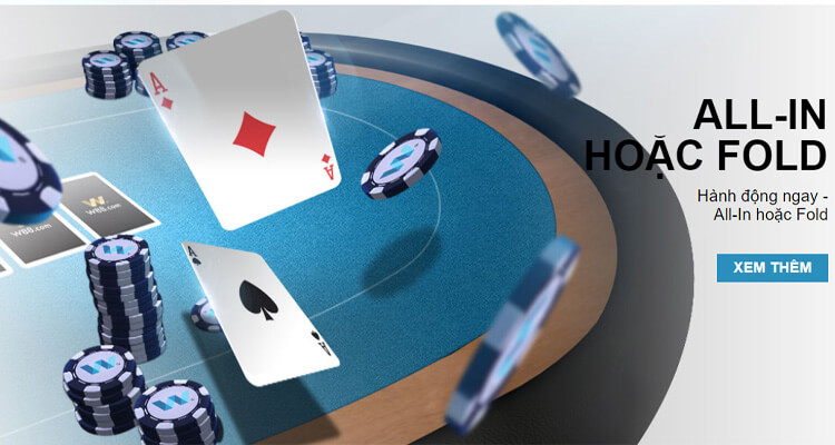 chơi Poker tại W88