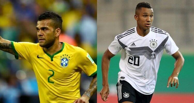 soi kèo U23 Brazil vs U23 Đức