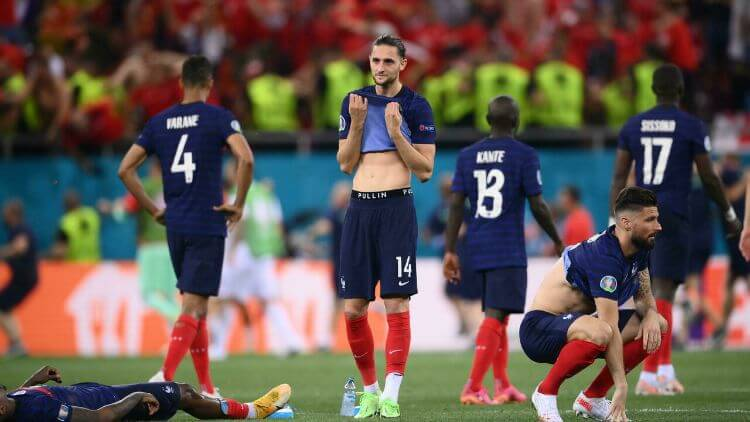 soi kèo Pháp vs Bosnia