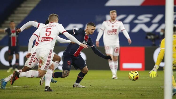 Soi kèo Brest vs PSG
