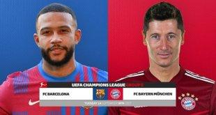 Soi kèo Barca vs Bayern