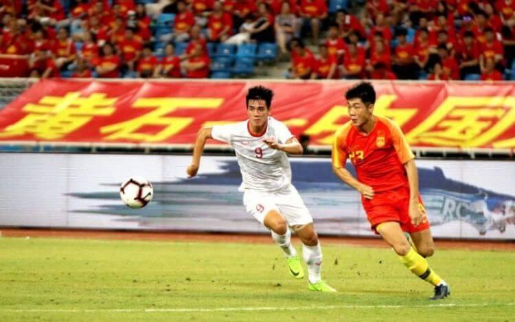soi kèo Trung Quốc vs Việt Nam